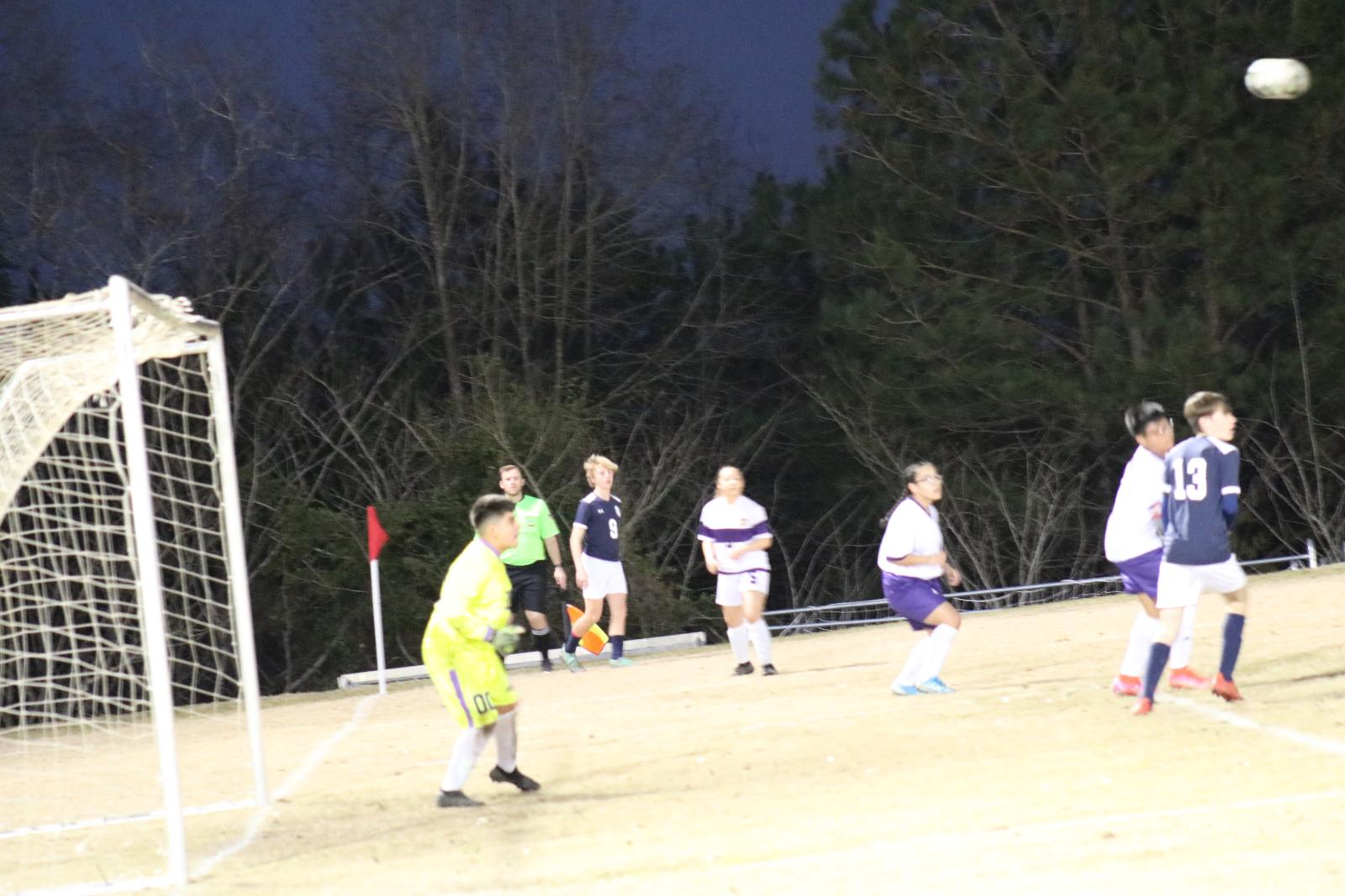 PCHS Soccer vs Providence Christian