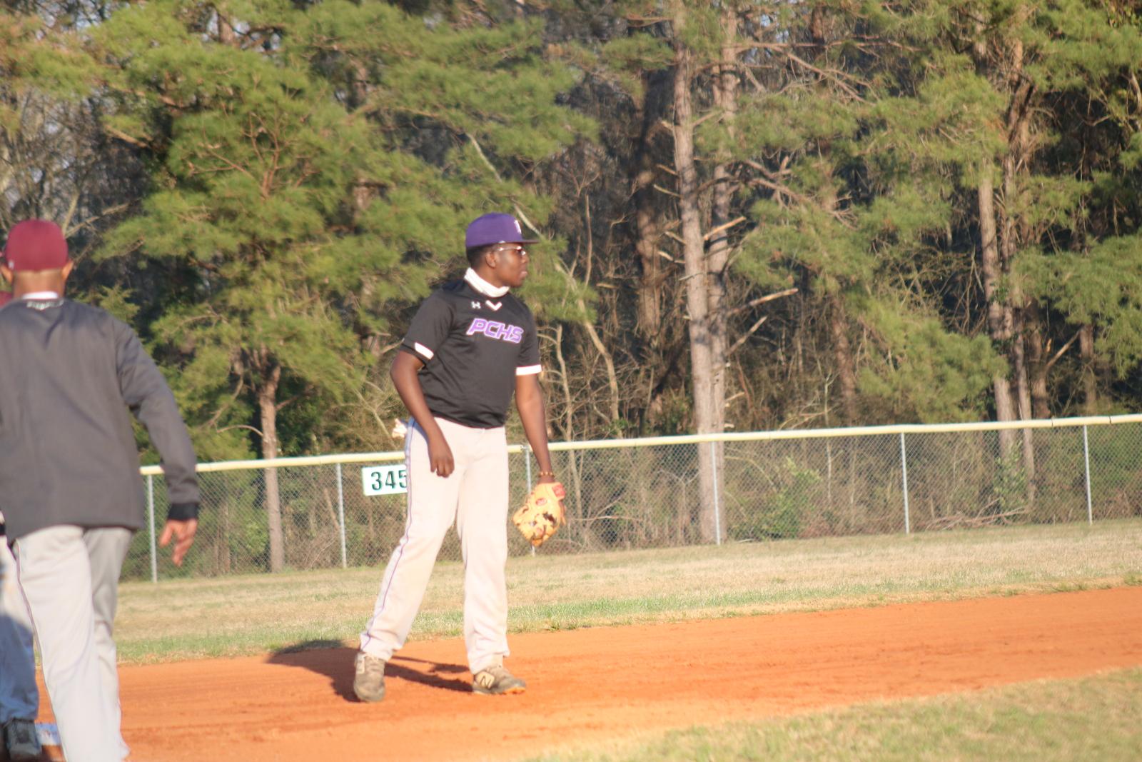 PCHS baseball vs Abbeville (part 1)