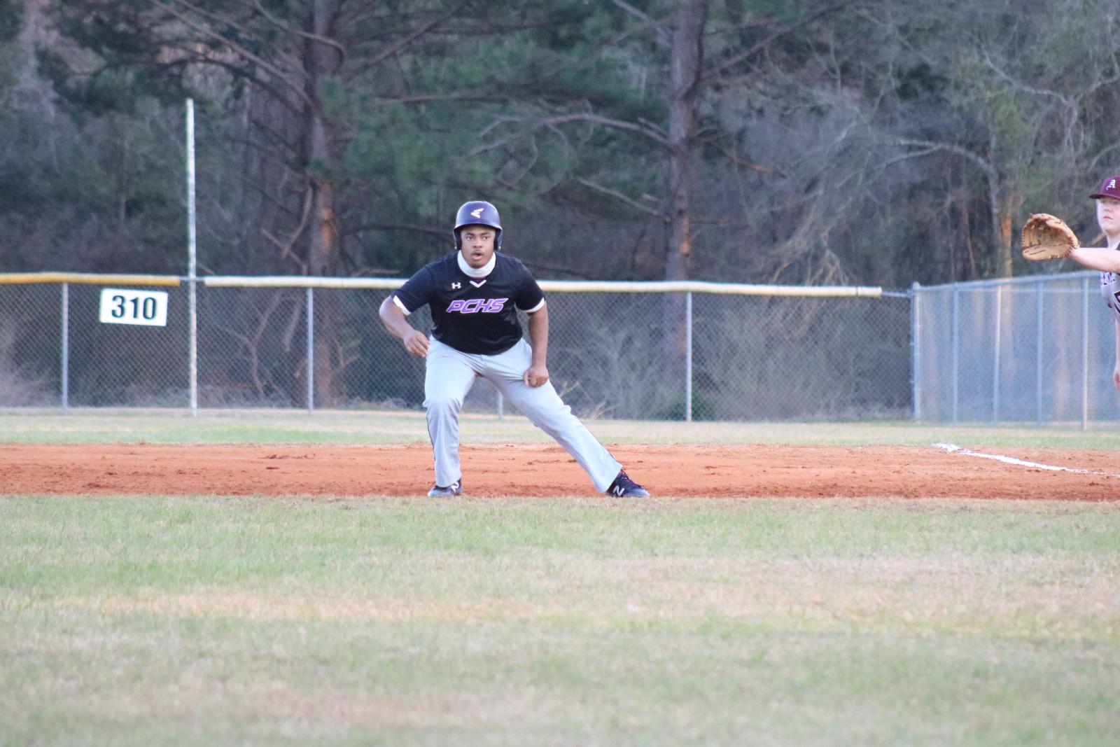 PCHS Varsity Baseball defeats Abbeville