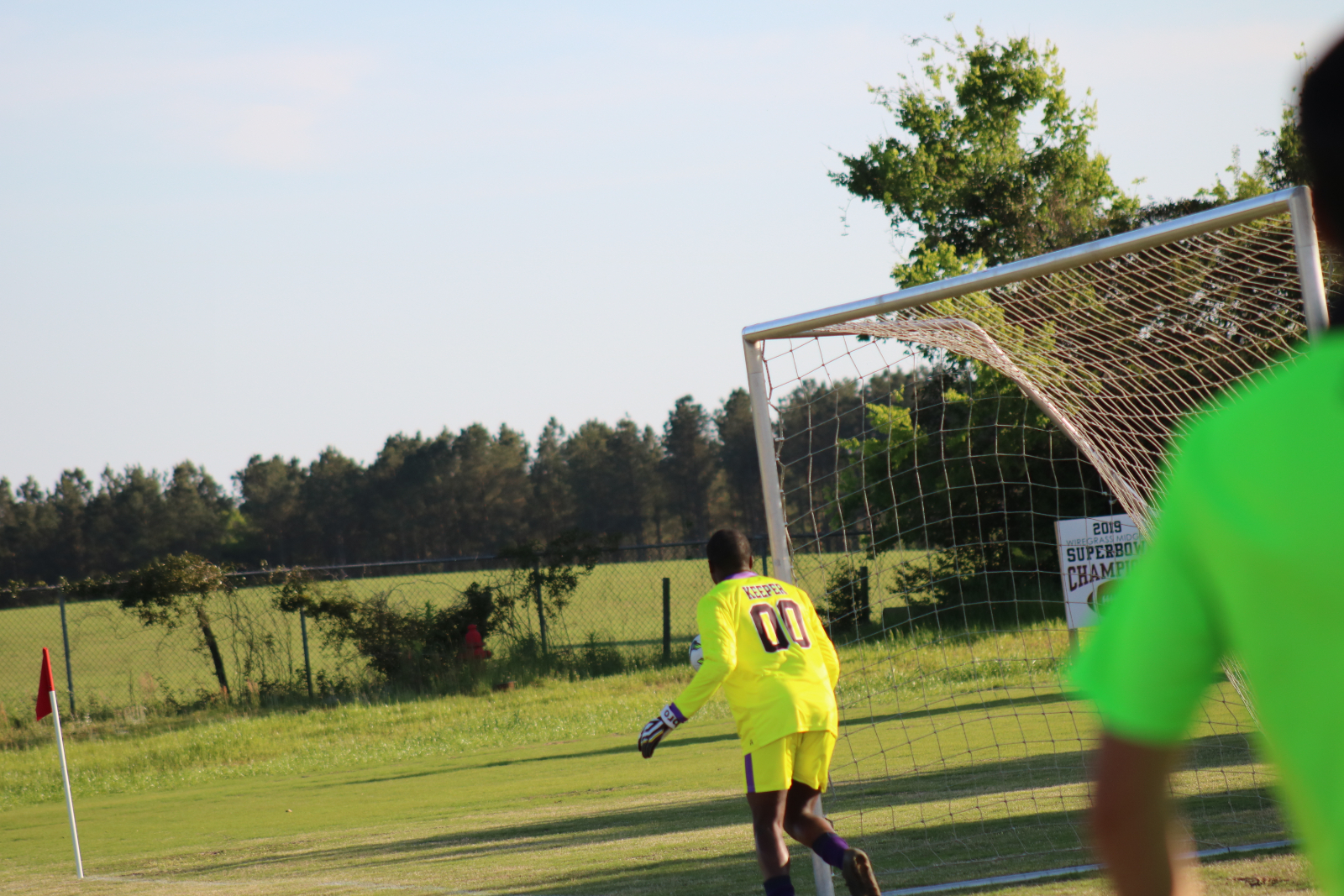 Soccer vs New Brockton (part 2)