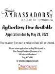 Apply for Pike County Junior Ambassador