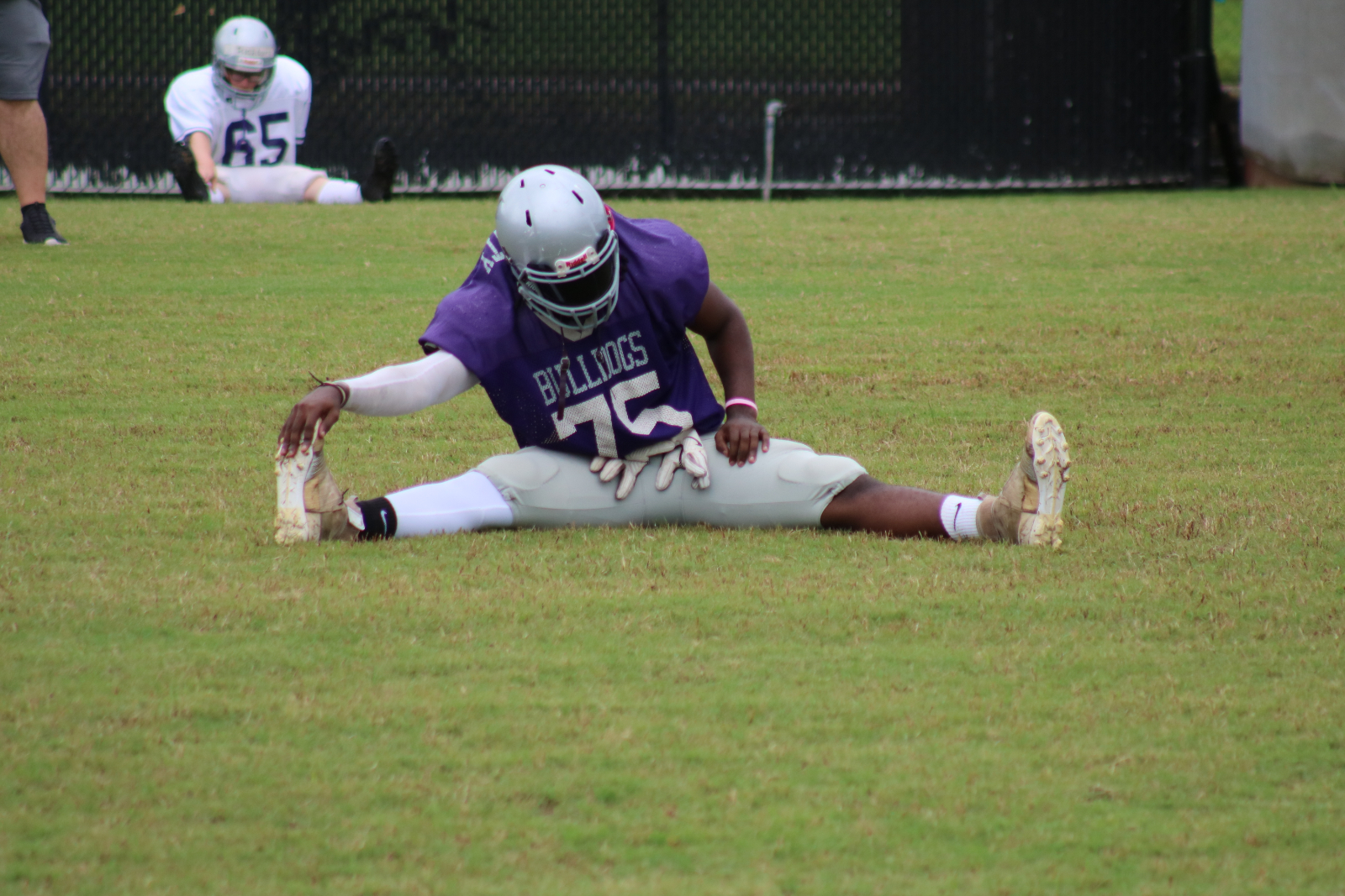 2021 Purple and White Game