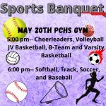 Sports Banquet Information