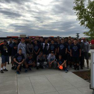 Football Denver Trip 2016