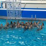 Girls Varsity Swimming falls to William J Palmer 106 – 77