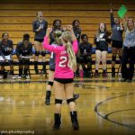 Carman-Ainsworth High School Girls Varsity Volleyball beat Flint Northwestern Academy 3-0