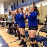 Carman-Ainsworth High School Girls Junior Varsity Volleyball beat Flint Northwestern Academy 3-0