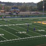 Carman-Ainsworth High School Boys Junior Varsity Soccer falls to Powers Catholic High School 0-1