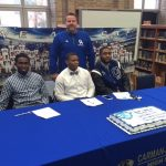 National Signing Day at CAHS