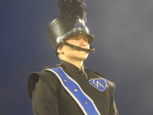 2016 Blue Brigade Marching Band