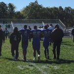 Carman-Ainsworth High School Varsity Football beat Heritage High School 48-21