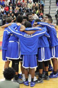 2016 Boys Varsity Basketball