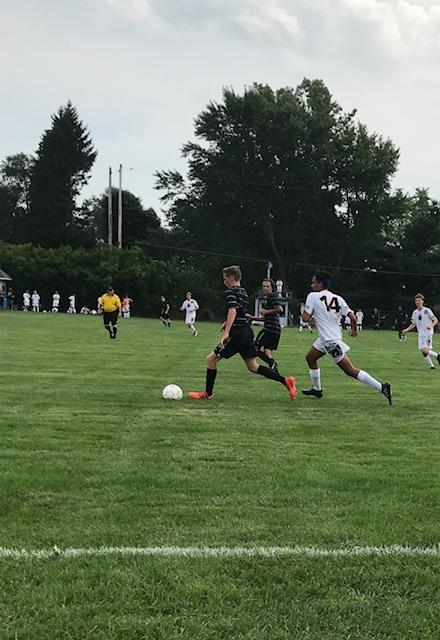 Boys' Soccer starts the season 4-0