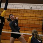 Girls Varsity Volleyball falls to Mulitiple Opponents on Saturday