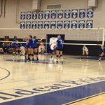Girls Volleyball Wins!!