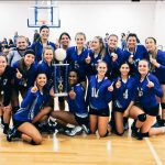 Volleyball Wins Snowflake Invitational