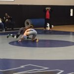 Wrestling Splits 3 Way Meet