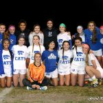 Mesquite High School Girls Varsity Soccer beat Skyline High School 1-0