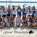 Mesquite High School Girls Varsity Volleyball Sand beat Chandler Preparatory Academy 3-2