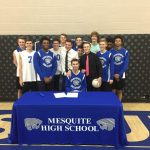 Easton Thompson Signs!