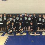 Mesquite High School Boys Varsity Volleyball beat Dobson High School 3-0