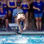 Boys Varsity Swimming beats Gilbert Classical Academy 96 – 87