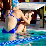 Girls Varsity Swimming falls to Campo Verde 136 – 51