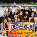 Wildcat Beach Volleyball 4A State Champions!!!
