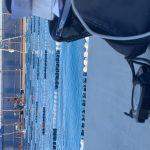 Girls Varsity Swimming falls to McClintock 104 – 80