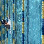 Girls Varsity Swimming beats Tempe Prep but falls to Gilbert High