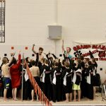 Grand Blanc High School Boys Varsity Swimming finishes 1st place