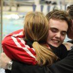 Grand Blanc High School Boys Varsity Swimming beat Hartland High School 114-69
