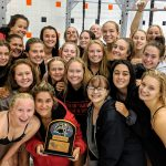 Girls Varsity Swimming finishes 3rd place at Tiger Relays