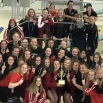 Girls Swimming & Diving bring back the Greater Genesee County Champion Title