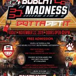 Save The Date! Bobcat Madness – Nov. 22