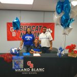 Congratulations LaNya Bates – Committed to University of Memphis Softball!