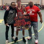 Turnbow: Grand Blanc HS Wrestler Milestone Victory