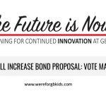 ZERO-MILL INCREASE BOND PROPOSAL: VOTE MAY 5, 2020!