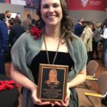 2006 GBHS Grad Elizabeth Milian Inducted into Ball State Hall of Fame
