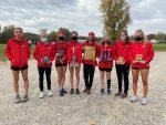 Grand Blanc Girls Cross Country Greater Flint Meet