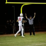 Chaparral High School Varsity Football beat Perry High School 27-17