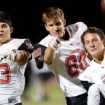 Chaparral vs Horizon Football 10-2-15