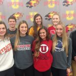 Congratulations to the Chaparral Athletes that signed their National Letters of Intent