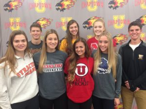 Chaparral 2015 National Letter of Intent Early Signing
