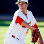 Segal's 10 K's Lead the Birds past the Mustangs