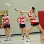 Badminton Playoffs Monday Oct 24th,2016