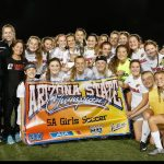 Girl's Soccer Wins State!