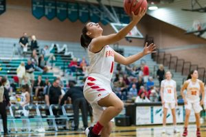 Chaparral Girl's Basketball vs Seton