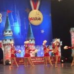 Chaparral Pom Top 10 at Nationals