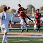 Chap Boy's Soccer State Semi-Final Game